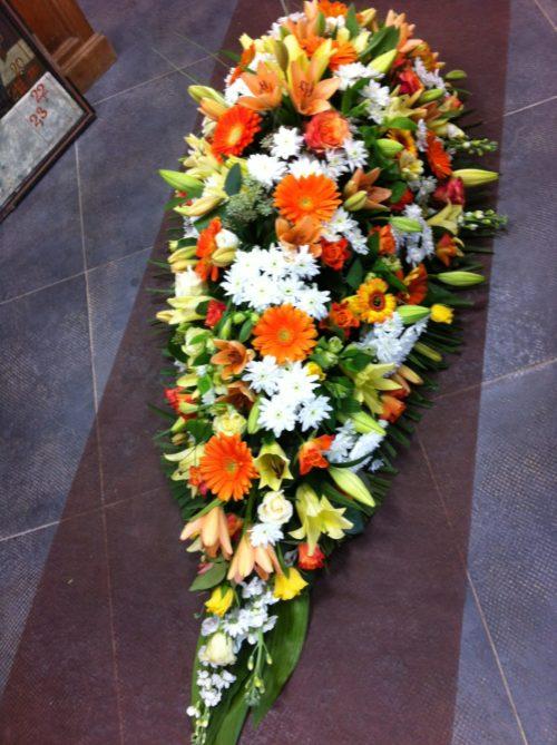Dessus de cercueil goutte